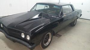 Pontiac beaumont 1965