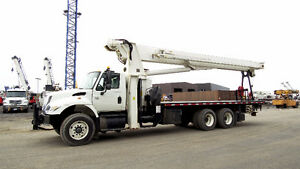 2007 International 7500 - Altec AC26-103B