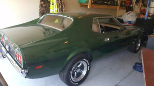 1971 Mustang Coupe