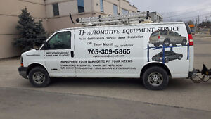 AUTOMOTIVE LIFT SALES/SERVICE/INSPECTIONS