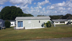 5 Manufactured Mobile Homes Package in C. FL for Investment