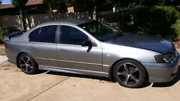 Ford falcon xr6 turbo Giralang Belconnen Area Preview