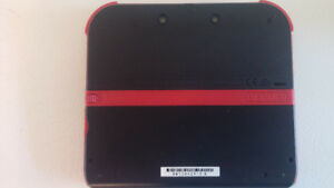 red 2ds console