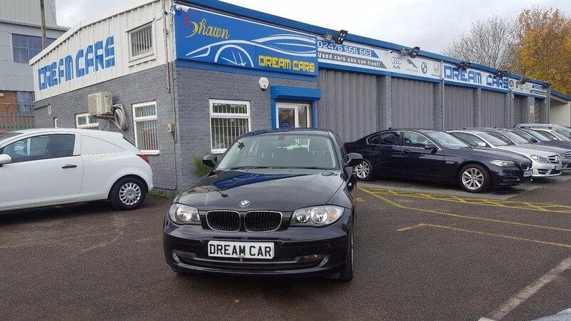 BMW 116 116d SPORT (black) 2010