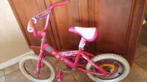 Huffy Barbie girls kids bike