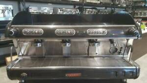 Cheap Fully Serviced 3 Group Sanremo Verona Commercial Coffee Machine Roselands Canterbury Area Preview