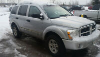 2004 Dodge Durango 4 door SUV, Crossover