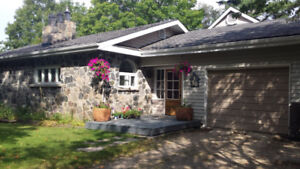 Bracebridge Home and/or Rental with VTB