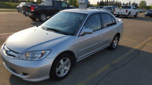 2005 Honda Civic SE Sedan