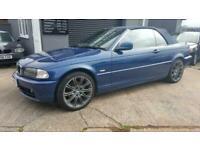2003 BMW 3 Series 320ci 2.2 Auto Convertible Petrol Automatic