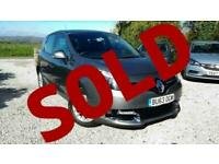 2013 Renault Scenic 1.5 DYNAMIQUE TOMTOM ENERGY DCI S/S 5d 110 BHP MPV Diesel Ma