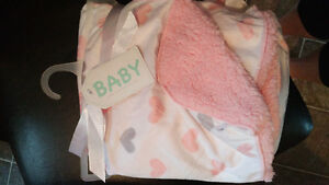 Very Soft & Warm Baby Girl Blanket