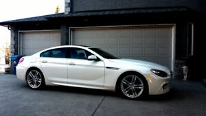 0 DOWN LEASE BMW 650 GRAN COUPE M-PACKAGE 20 Wheels Warranty