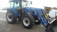 New Holland T5050 Loader Tractor