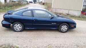 2002 Pontiac sunfire low km
