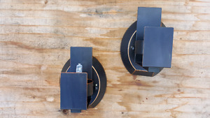 WALL SCONCES.  NEW*  LUMINAIRE