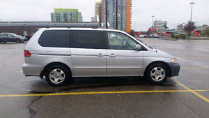 2001 HONDA ODYSSEY NEW TIRES  $ 400 FIRM