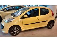 Peugeot 107 1.0 12v 2-Tronic Auto 2007MY Urban only 45,938 miles