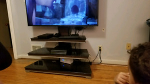 Tv stand for sale 9/10