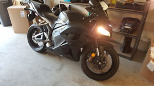 2009 Cbr600rr ABS - Matte black - Two brothers carbon $7299 OBO