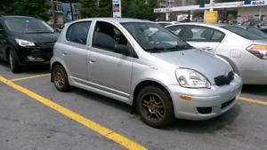 Toyota Echo Rs