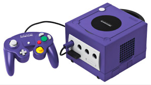 Game cube and accessories