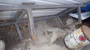 Steel Bench / Table