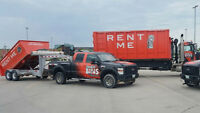 Rental Bins; garbage, roofing, yard work, Waste & Junk.