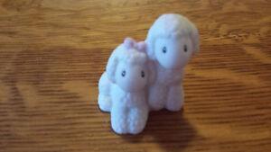 "Precious Moments ""Sheep Figurine"" Enesco 530077 Boxed 1993!"