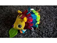 Lamaze baby toy colourful hedgehog baby toy