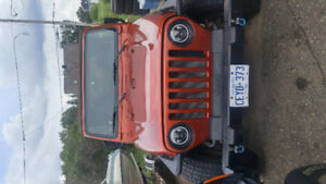 98 Jeep TJ sell or trade
