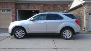 Chevrolet Equinox - Certified and e-tested, winter tires