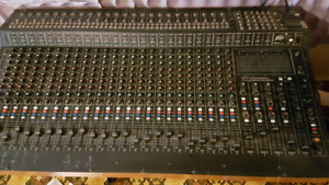 1980's Peavey Mark IV 24 channel vintage commercial mixer