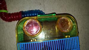 Hamster cage 60 obo