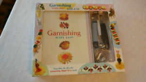 Garnishing Kit