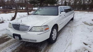 Lincoln Town Car Limousine For Sale | Stretch LIMO
