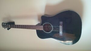 Fender Acoustic/ Electric Guitar