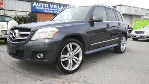 2010 MERCEDES BENZ GLK350, CLEAN CARPROOF, PARK ASSIST