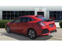 2020 Honda Civic 1.0 VTEC Turbo 126 SE 5dr Petrol Hatchback Hatchback Petrol Man