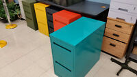 Desks, filing cabinets etc. Custom colors