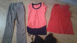 Lot de vêtements de maternité