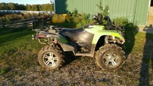 ATV & Trailer for Sale