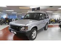 2005 LAND ROVER DISCOVERY Commercial Td5 NO VAT