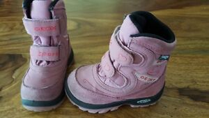 Bottines Geox boots (fille-girl EUR 22) West Island Greater Montréal image 1