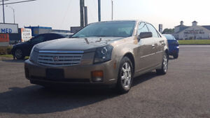 2007 Cadillac CTS ** TOIT OUVRANT ** CUIR **