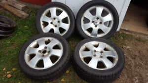 16 inch alloy wheels (Ford Focus)
