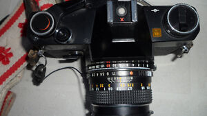 Mamiya NC1000 35mm camera $60. Prince George British Columbia image 7