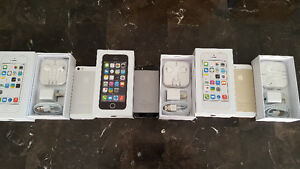 iPhone 5s new condition in box all accessories unlocked warranty