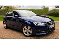 2016 Audi A3 1.6 TDI Sport with Cruise Cont Manual Diesel Hatchback