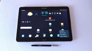 Samsung Note 10.1 (2014) 32GB Unlocked LTE Tablet - Black +++